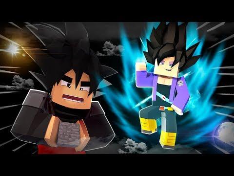 Minecraft: DRAGON BLOCK C - NOVA TRANSFORMAÇÃO MISTERIOSA ! ‹ Ine ›