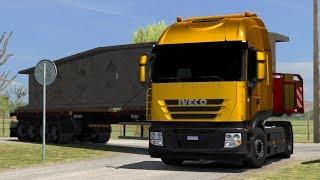 [1.30] Euro Truck Simulator 2 | Iveco Stralis AS2 | Mods