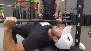 How to Properly Perform the Bench Press