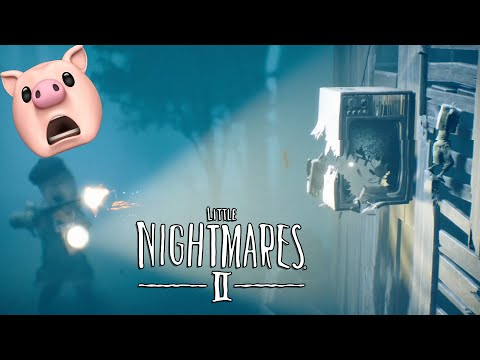 LITTLE NIGHTMARES 2 FULL RELEASE.. |