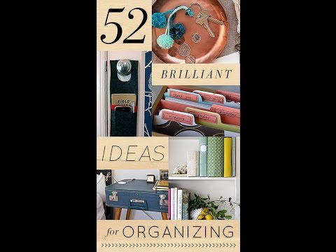 52-decluttering-tips-to-organize-your-home