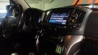Lexus LX 570 обзор замены салонного фильтра | Авто Поисковик