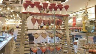 Шведский Стол УЛЬТРА ВСЕ ВКЛЮЧЕНО отель ADALYA ELITE LARA 5 УЖИН Зимний отдых в Турции 2021
