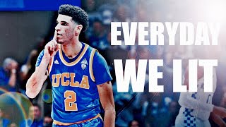 Lonzo Ball Mix {HD} ~ Everyday We Lit (LAKERS HYPE)