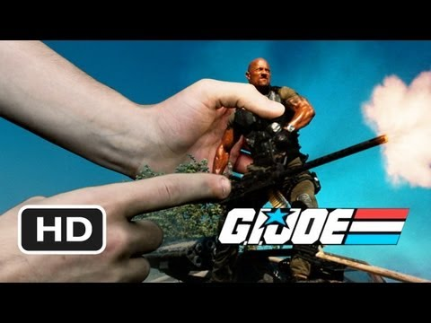 G.I. Joe Ultimate Playset Trailer (2013) - Movieclips Original Parody Movie HD