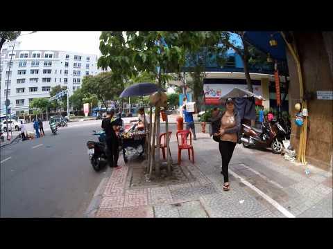 호치민시내 워킹코스 추천 | recommended Saigon Walking Course
