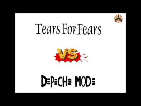 Never Let Me Shout Again (Tears for Fears vs Depeche Mode)