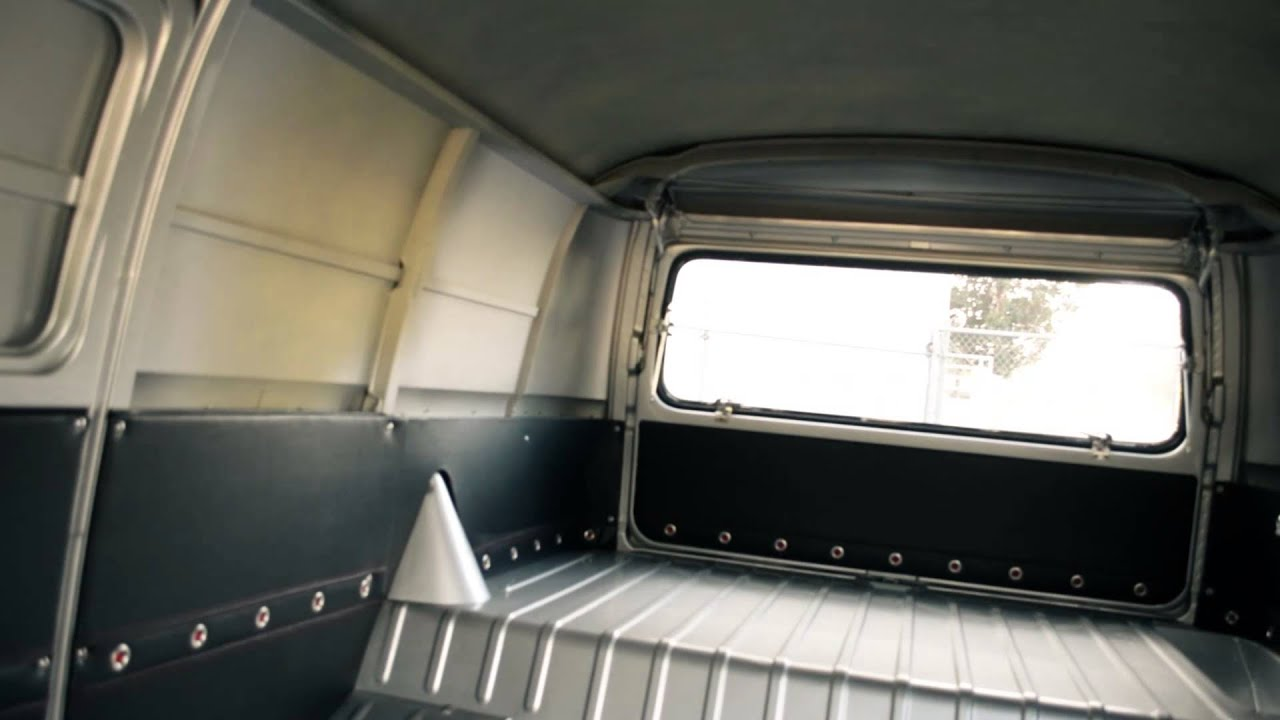 Vw Bus Interior Panel Kit Www Indiepedia Org