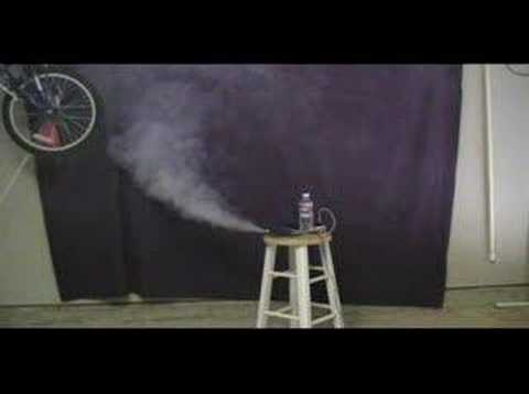 smallest fog machine