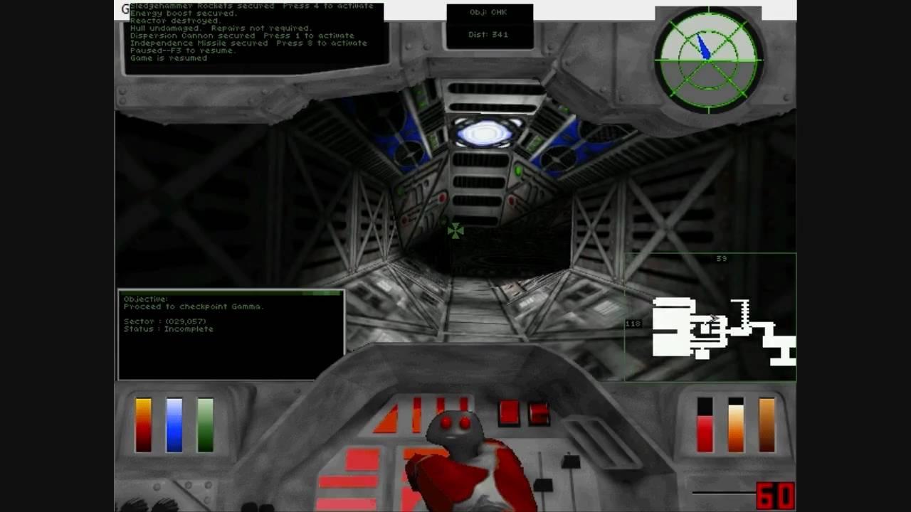 Hellbender Level 1 Morbos Part 1