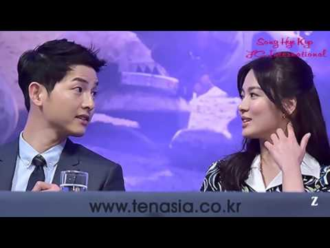 Song Song Couple Love Story Part 1 (Song Joong Ki - Song Hye Kyo)