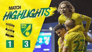 HIGHLIGHTS | Birmingham City 1-3 Norwich City