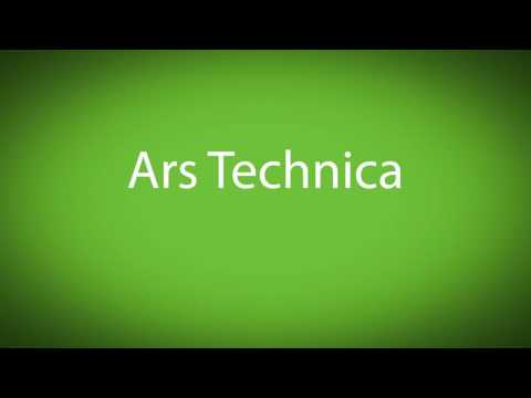 How to pronounce Ars Technica