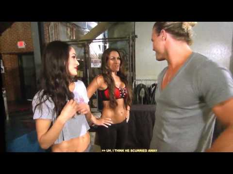 Total Divas-Brie asks Nick if he still likes Nicole