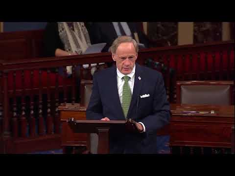 Carper Speaks Out Against the Republican Tax Reform Plan