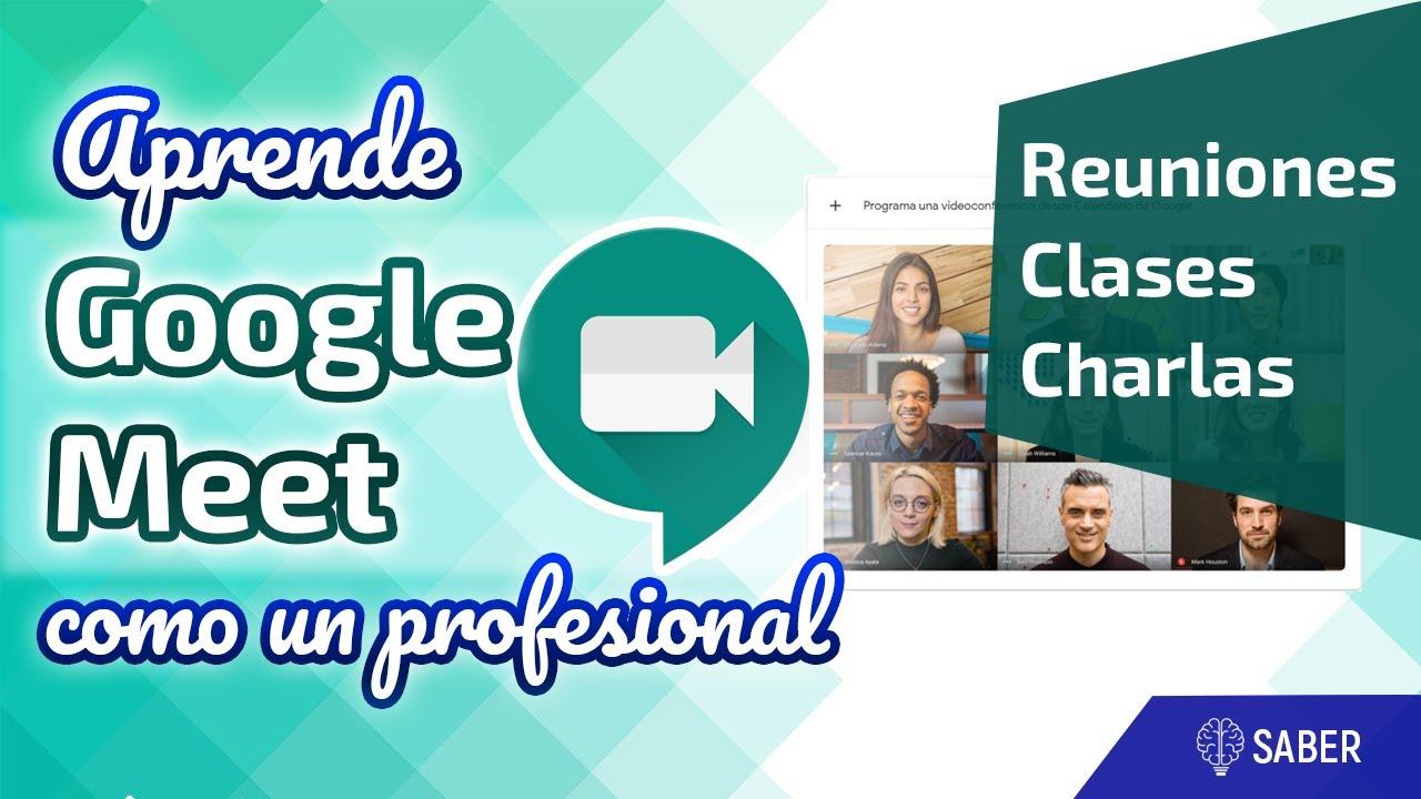 Clases virtuales por Google Meet paso a paso | Virtual clases by Google Meet step by step