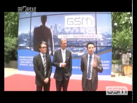 GSM FINANCIAL GROUP INC.  Shanghai 11th Investment and Financing Expo of 2014 Media Interview 2014