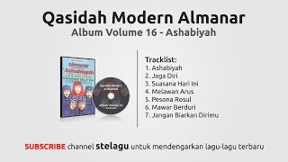 Qasidah Modern Almanar Album Volume 16 Ashabiyah