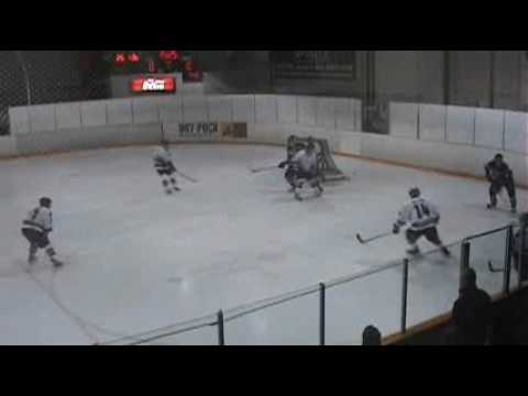 Justin Leclerc of the Winnipeg Saints vs Winnipeg ...