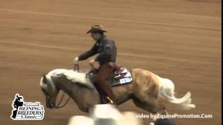 Wimpys Little Colonel and Jordan Larson NRBC Finals 2014