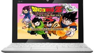 How To Play Dragon Ball Z Budokai Tenkaichi 3 On PC