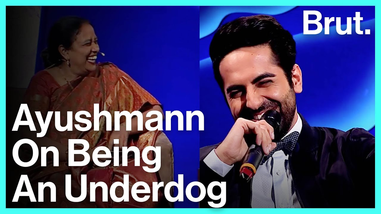 Ayushmann Khurrana On Being An Underdog