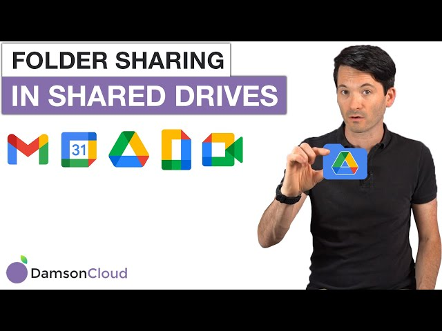 Folder Sharing in Shared Drives - G Suite Updates