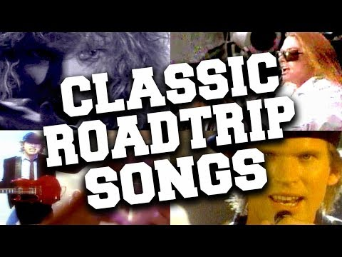 Top 50 Classic Roadtrip Songs