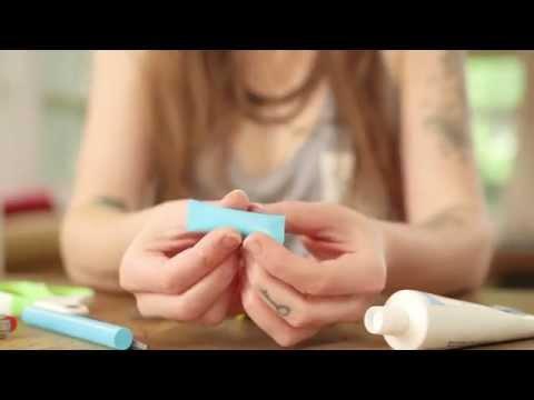 DIY Travel Toothpaste