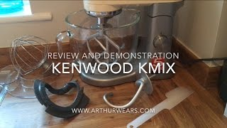 KENWOOD kMix Review and Demonstration