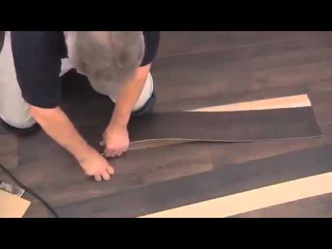 How To Replace Damaged Vinyl Plank From The Existing Floor
