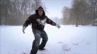 Hardkorowy Koksu rozpie***la zimę 2017 Video