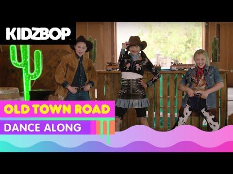 KIDZ BOP Kids - Old Town Road (Dance Along)