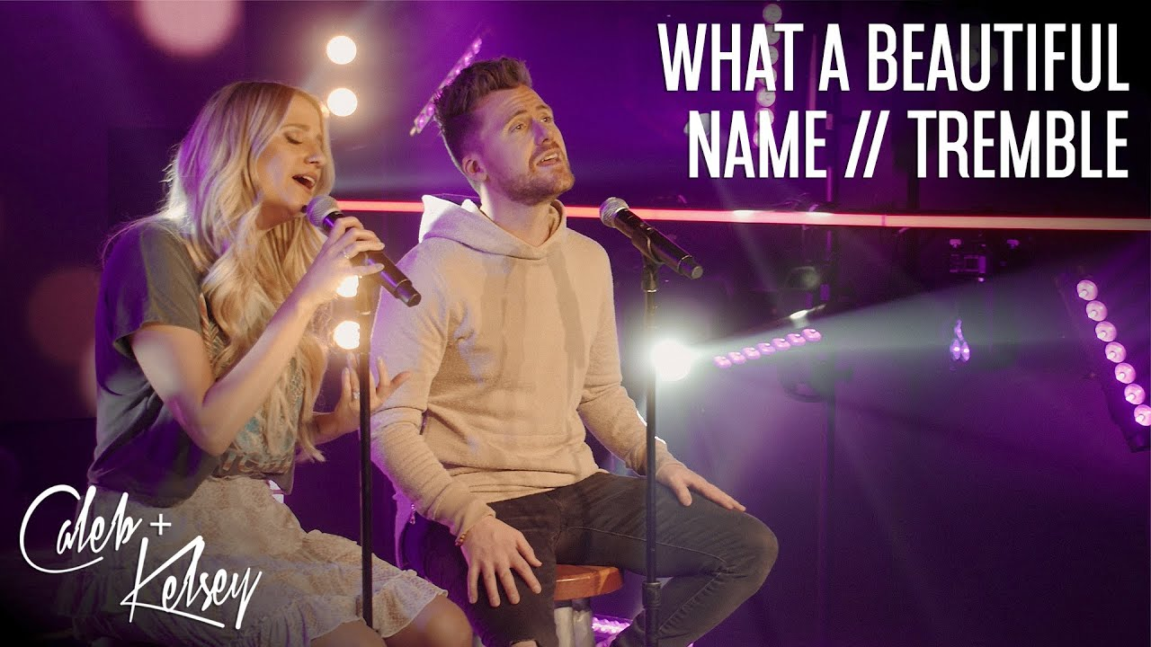 What A Beautiful Name / Tremble | @Caleb + Kelsey (Cover)