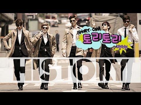 [SHORT-COM] HISTORY's TORYTORY BANG BANG Ep.1 (히스토리의 토리토리 뱅뱅 1화) [ENG/JPN SUB]