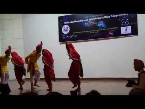Badhai Folk dance of MP