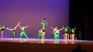 福建中學附屬學校畢業典禮 2010-2011 ~ 體操表演