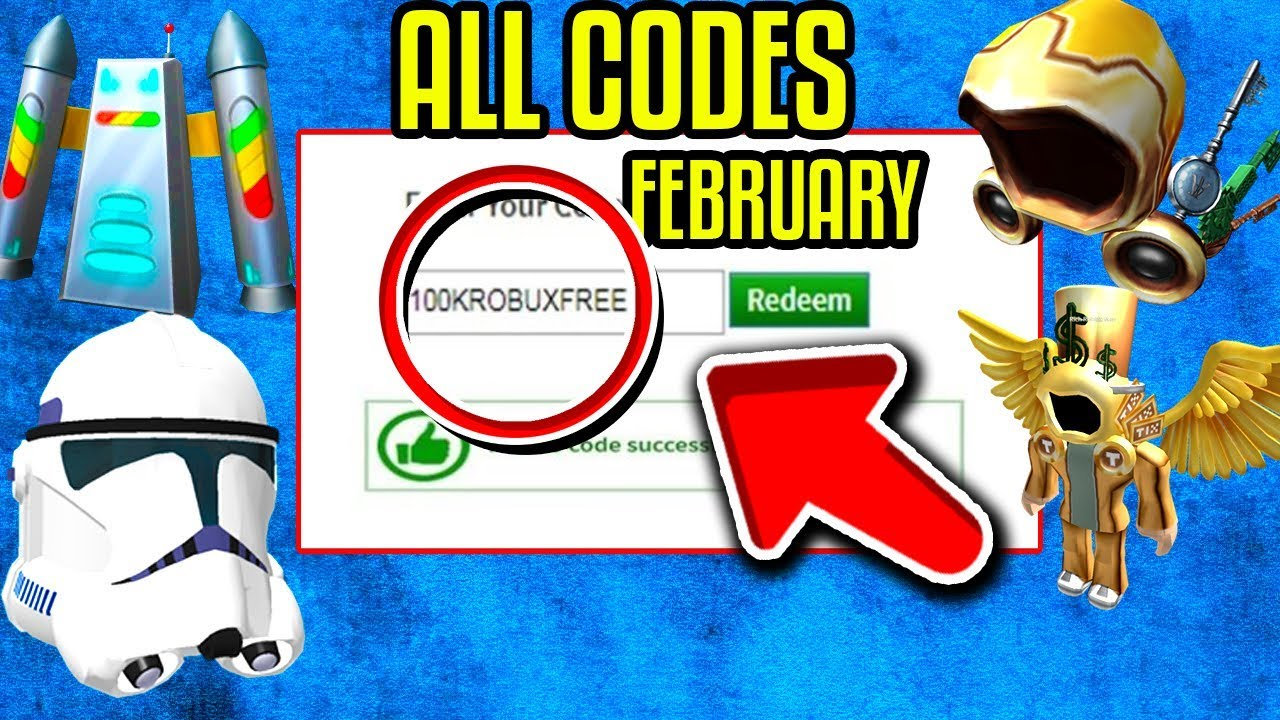 EVERY ROBLOX PROMO CODE 2020! (February) All Working Promo ... on Promo Code Roblox id=25467