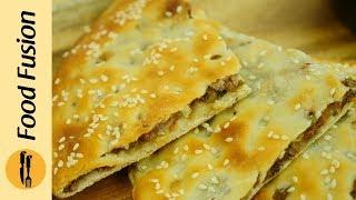 Qeema Naan Recipe By Food Fusion