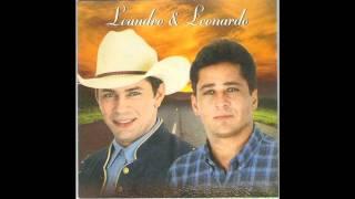 LEANDRO E LEONARDO-UM COPO DE VINHO