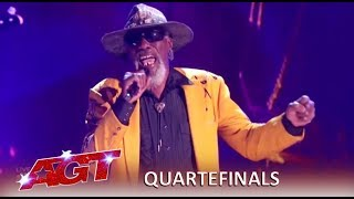 Robert Finley: Blind Singer Sings His EXPERIENCE On AGT!   America's Got Talent 2019