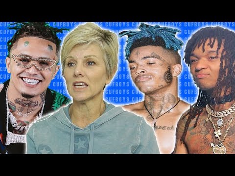 "Mom Reacts to XXXTENTACION & Lil Pump & Swae Lee - ""Arms Around You"""