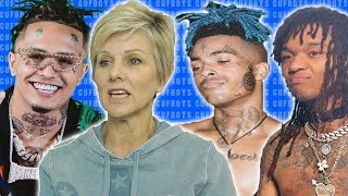 Mom Reacts To Xxxtentacion & Lil Pump & Swae Lee -
