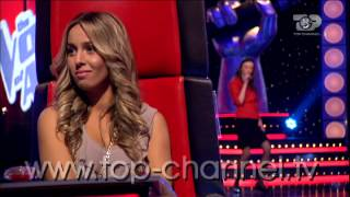 Audicionet e fshehura - Episodi 5 - Semira Latifi - The Voice of Albania - Sezoni 1