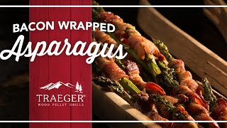 Easy Asparagus With Bacon Recipe By Traeger Grills
