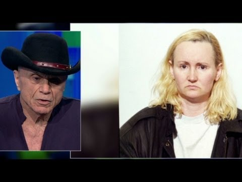Actor Robert Blake talks about the death of his wife.