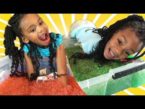 Thumbnail: Orbeez Toy Challenge ! Gross Toys For Kids