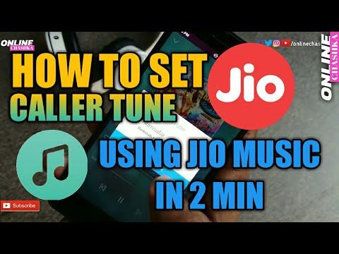 How to Set Free Jio Caller Tune | Jio Music App