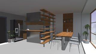 Основы ArchiCAD. Построение дома, интерьера и визуализация в Artlantis. Часть 1 (Построение модели)
