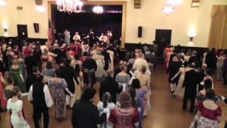 The Disbanded Officer - Jane Austen Ball 2012